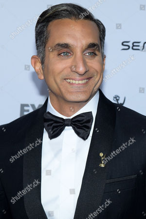 Editorial image of 43rd International Emmy Awards - Arrivals, New York, USA