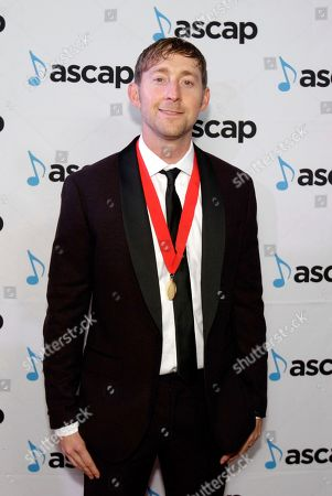 Ashley Gorley arrives at the 54th Annual ASCAP Country Music Awards at the Ryman Auditorium on in Nashville, Tenn