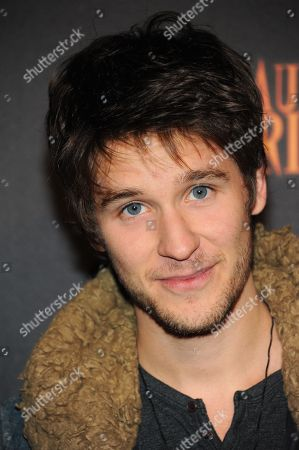 Devon Werkheiser arrives at the 5th Annual Los Angeles Haunted Hayride VIP premiere night at Griffith Park on in Los Angeles