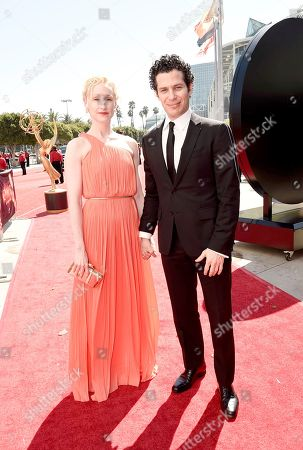 Editorial picture of 68th Primetime Emmy Awards - Limo Drop Off, Los Angeles, USA