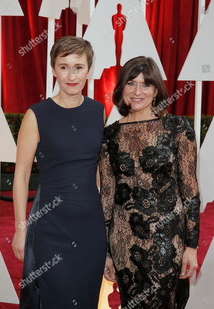 Editorial image of 87th Academy Awards - Arrivals, Los Angeles, USA