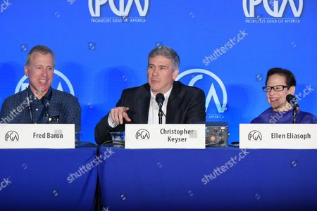 Editorial picture of 8th Annual Produced By Conference presented by Producers Guild of America - Day 1, Los Angeles, USA
