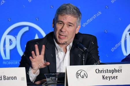 Editorial photo of 8th Annual Produced By Conference presented by Producers Guild of America - Day 1, Los Angeles, USA