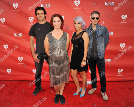 Editorial image of 9th Annual MusicCares MAP Fund Benefit Concert, Los Angeles, USA