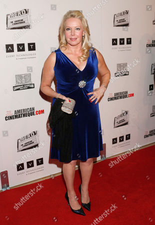 Kym Karath attends the American Cinematheque 26th Annual Award Presentation To Ben Stiller 2012 at The Beverly Hilton Hotel on in Beverly Hills, California