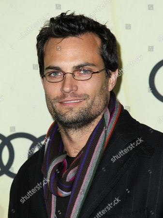 Scott Elrod attends the Audi Golden Globe week kick off party at Cecconi's, in Los Angeles