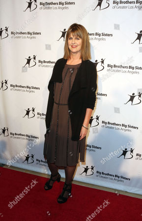 """Stock Image of Pam Dawber, seen at Big Brother Big Sister, 2014 """"Big Bash"""" at The Beverly Hilton Hotel, in Beverly Hills, CA"""