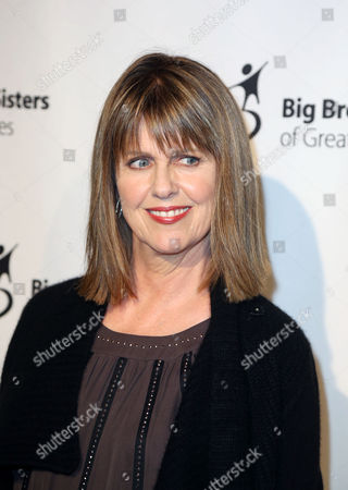 """Stock Picture of Pam Dawber, seen at Big Brother Big Sister, 2014 """"Big Bash"""" at The Beverly Hilton Hotel, in Beverly Hills, CA"""