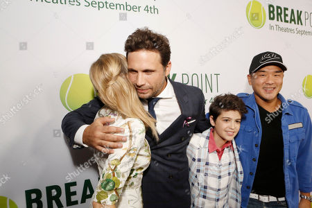 Editorial photo of Broad Green Pictures Special Screening of 'Break Point', Hollywood, USA