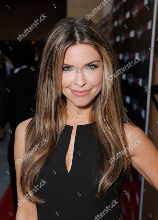 Nicole Andrews attends the Los Angeles Premiere of Millennium Films and Radius TWC's Lovelace presented by Casa Reale, on Monday, August, 5th, 2013 in Los Angeles