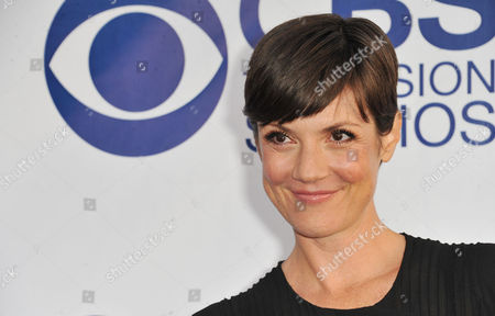 Zoe McLellan arrives at CBS Television Studios Summer Soiree at The London Hotel on in Los Angeles