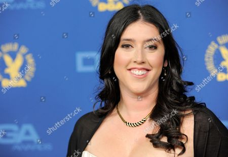 Alison Klayman arrives at the 65th Annual Directors Guild of America Awards at the Ray Dolby Ballroom, in Los Angeles