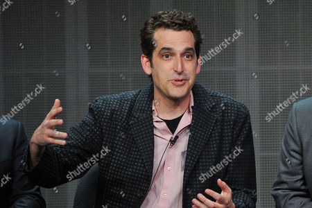 Producer Jason Richman attends the Disney/ABC Television Group's 2013 Summer TCA panel at the Beverly Hilton Hotel on in Beverly Hills, Calif
