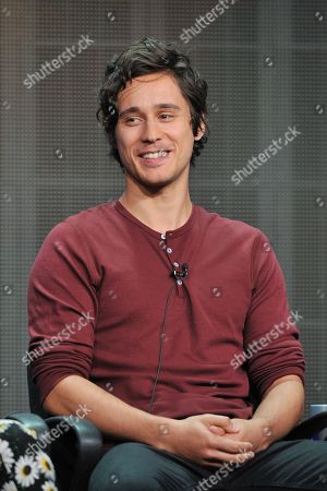 Actor Peter Gadiot attends the Disney/ABC Television Group's 2013 Summer TCA panel at the Beverly Hilton Hotel on in Beverly Hills, Calif