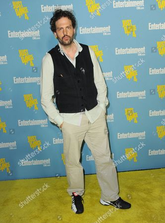 Silas Weir Mitchell arrives at the Entertainment Weekly annual Comic-Con celebration on in San Diego, California