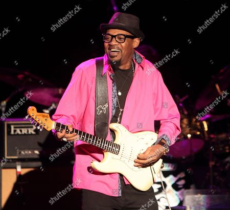 Eric Gales performs in concert during the Experience Hendrix 2014 Tour at Harrah's Resort, in Atlantic City, N.J