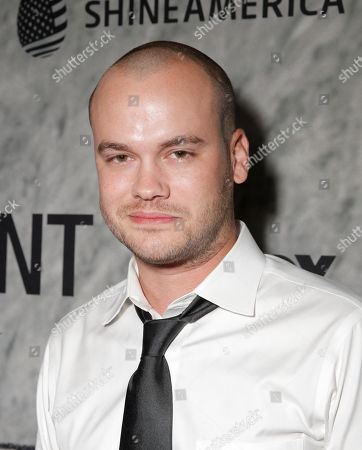 Stephen Louis Grush attends the Film Independent Screening of Fox's 'Gracepoint' at Bing Theatre at LACMA on in Los Angeles
