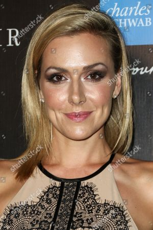Stock Photo of Allison McAtee attends the Genlux OC Issue Release Party held at Halcyon Dermatology, in Laguna Hills, Calif