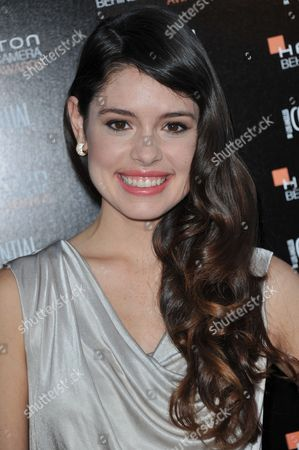 """Alex Frnka attends the Hamilton """"Behind the Camera"""" Awards at the House of Blues, in Santa West Hollywood, Calif"""