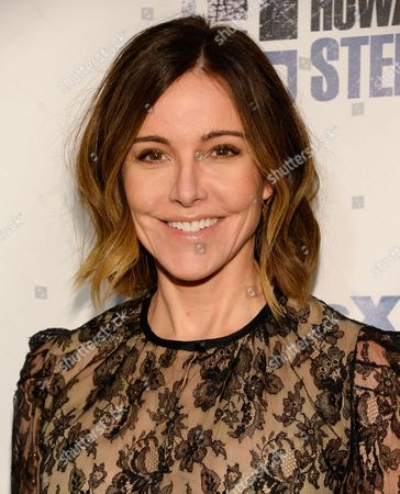 """Christa Miller attends """"Howard Stern's Birthday Bash"""", presented by SiriusXM, at the Hammerstein Ballroom on in New York"""