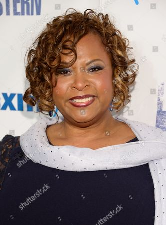 "Satellite radio personality Robin Quivers attends ""Howard Stern's Birthday Bash"", presented by SiriusXM, at the Hammerstein Ballroom on in New York"