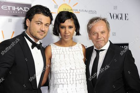 Editorial picture of Inaugural Dream for Future Africa Foundation Gala, Beverly Hills, USA