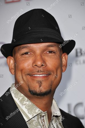 David Justice attends InTouch Icons and Idols at the Chateau Marmont, in West Hollywood, Calif