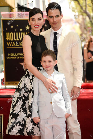 Editorial image of Julianna Margulies Honored With A Star On The Hollywood Walk Of Fame, Los Angeles, USA