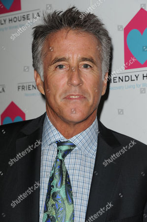 Christopher Kennedy Lawford is seen at the LA Friendly House Luncheon on in Beverly Hills, Calif