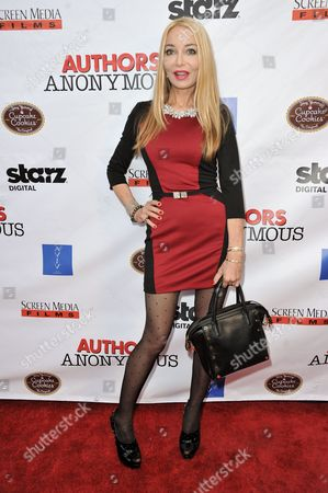 "Editorial image of LA Premiere of ""Authors Anonymous"" - Arrivals, Los Angeles, USA"