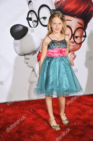 """Isabella Cramp arrives at the LA Premiere of """"Mr. Peabody & Sherman"""" on in Los Angeles"""
