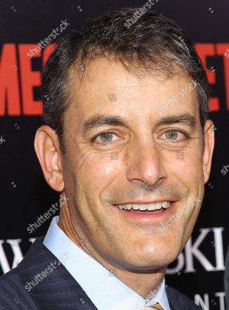 """Stock Picture of Producer Andy Spaulding arrives at the premiere of """"Romeo and Juliet"""" at the ArcLight on in Los Angeles"""
