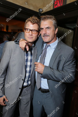 "Brian Gattas and Chris Noth seen at the premiere of ""Lovelace"" held at the Egyptian Theatre on in Los Angeles"