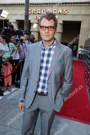 "Stock Image of Brian Gattas seen at the premiere of ""Lovelace"" held at the Egyptian Theatre on in Los Angeles"