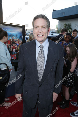 Producer David Zucker at the LA Premiere of Scary Movie V at the Cinerama Dome on in Los Angeles