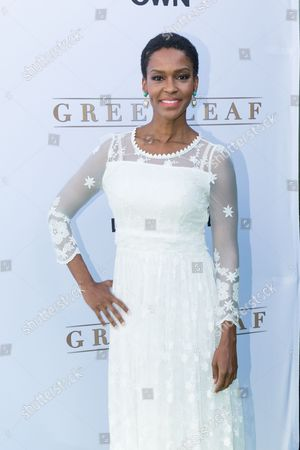 """Editorial picture of LA Premiere of Season One """"Greenleaf"""" - Arrivals, West Hollywood, USA"""
