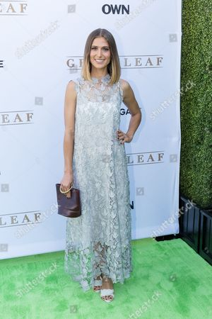 "Kristin Erickson arrives at the season one premiere of ""Greenleaf"" at The Lot, in West Hollywood, Calif"