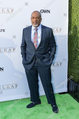 """Gregalan Williams arrives at the season one premiere of """"Greenleaf"""" at The Lot, in West Hollywood, Calif"""