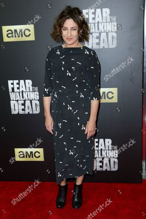 """Editorial picture of LA Premiere of Season Two """"Fear the Walking Dead"""" - Arrivals, Los Angeles, USA"""