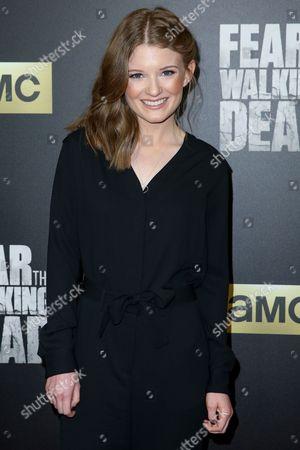 "Editorial image of LA Premiere of Season Two ""Fear the Walking Dead"" - Arrivals, Los Angeles, USA"