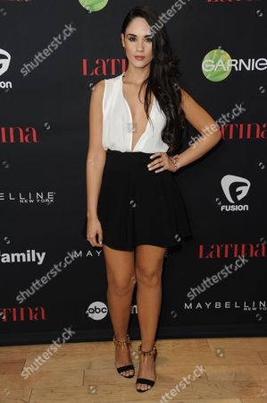 """Editorial photo of LATINA Magazine's """"30 Under 30"""" Party, West Hollywood, USA"""