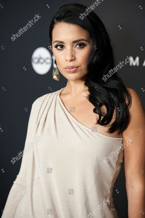 """Mirtha Michelle arrives at LATINA Magazine's """"30 Under 30"""" Party, in West Hollywood, Calif"""