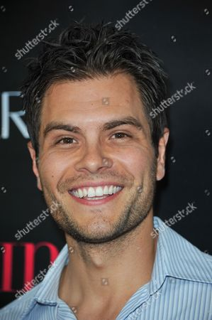 Erik Valdez attends Latinos in Hollywood at The London Hotel on in West Hollywood, Calif