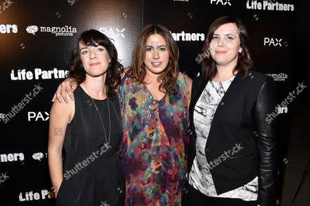 "Editorial photo of Los Angeles Special Screening Of ""LIFE PARTNERS"" Presented By PAX, Hollywood, USA"
