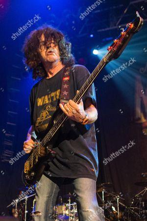 Editorial picture of Metal Allegiance in Concert - , CA, Anaheim, USA