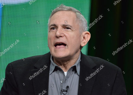 """Executive producer Craig Zadan attends the MTV 2014 Summer TCA - """"Happyland"""" at the Beverly Hilton Hotel, in Beverly Hills, Calif"""