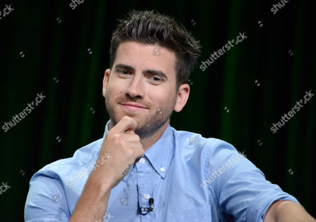 "Ryan Rottman attends the MTV 2014 Summer TCA - ""Happyland"" at the Beverly Hilton Hotel, in Beverly Hills, Calif"