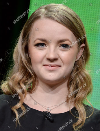 """Anna Jacoby-Heron attends the MTV 2014 Summer TCA - """"Finding Carter"""" at the Beverly Hilton Hotel, in Beverly Hills, Calif"""