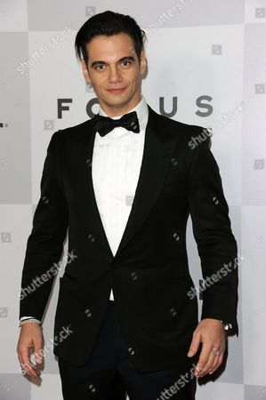 Stock Photo of Theo Alexander attends the NBC Golden Globe After Party at the Beverly Hilton Hotel, in Beverly Hills, Calif