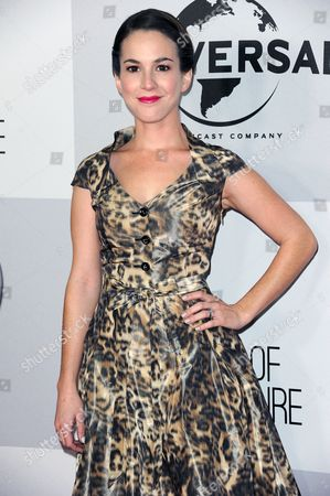 Martha MacIsaac attends the NBC Golden Globe After Party at the Beverly Hilton Hotel, in Beverly Hills, Calif